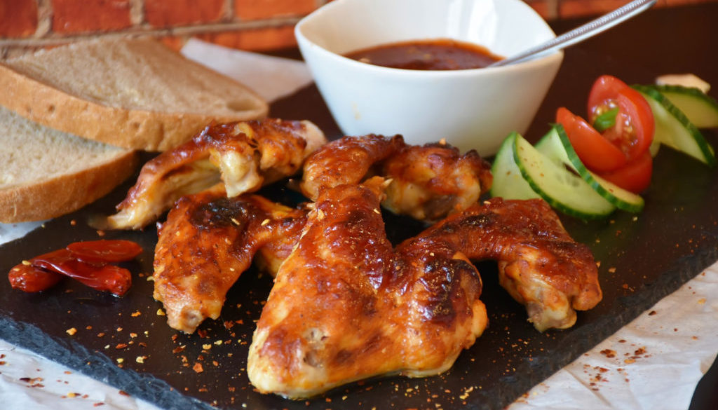 Asian Baked Chicken